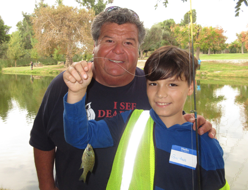 How To Help Your Kid Catch Their Very First Fish