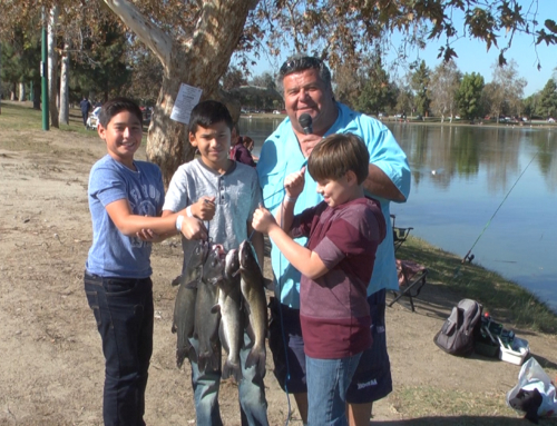 Re- Cap From December Free Kids Fishing Event At Legg Lake
